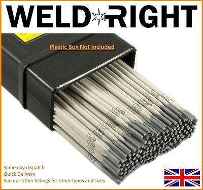 Confezione da 1-5kg Weldright 309L-16 ACCIAIO Inox Elettrodi Saldatura ad arco barre 2.5mm
