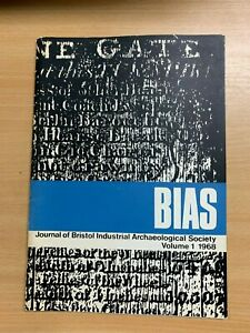 1968-Bristol-Industriel-Archeologiques-Society-Biais-Journal-1-First