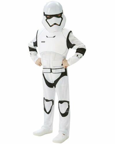 CK587 Deluxe Star Wars Episode 7 Stormtrooper Boys Storm Trooper Child Costume