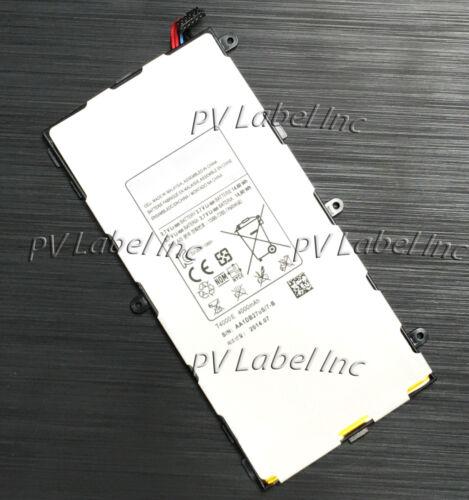 """New 4000mAh Battery for Samsung GALAXY Tab 3 7/"""" T210 T211 T215 T217 T2105 T4000E"""
