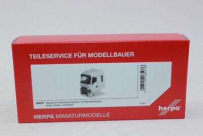 1//87 Herpa 2 pezzi guidatore MAN TGS M EURO 6 bauversion 084062