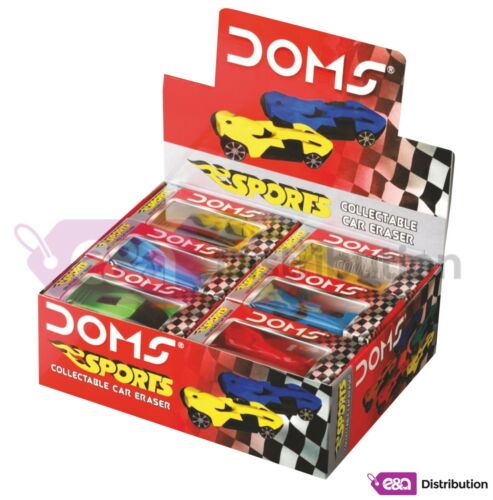 Novelty Sports Collectable Car Erasers