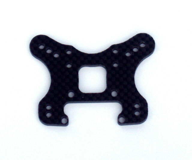 XTREME RACING TEAM LOSI 22T CARBON FIBER FRONT SHOCK TOWER XTR10874 1//10 TRUCK