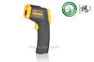 Contactez-Non-IR-laser-infrarouge-Thermometre-numerique-point