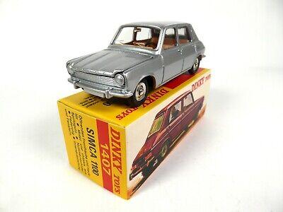 Simca 1000 Rallye 2 Prototype 1975-1//43 DINKY TOYS 520 Voiture Miniature MB420