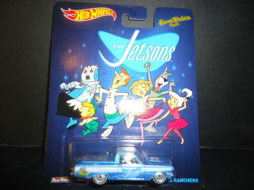 Hot Wheels Ford Ranchero 65 The Jetsons 1//64 X8303-956T
