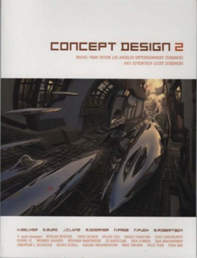 Page/Robertson-Concept Design 2 BOOK NEUF
