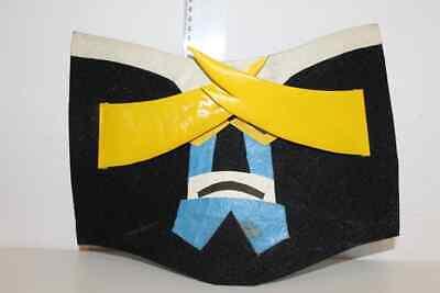 Affidabile Goldrake Maschera Di Carnevale Ko Grendizer Bootleg Anni 80 Vintage Toys Facile Da Usare