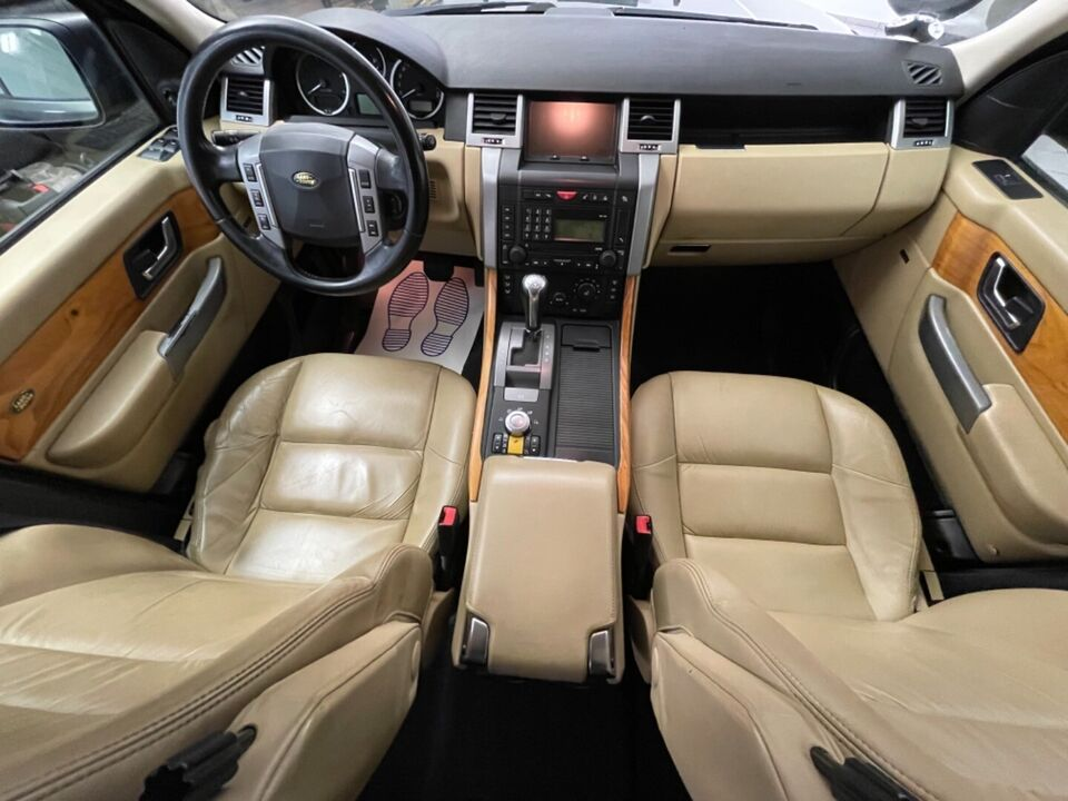 Land Rover Range Rover Sport 3,6 TDV8 HSE aut. Van Diesel