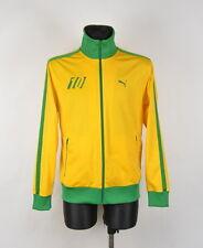 Puma Jamaica Men Jumper Track Jacket Size M, Genuine