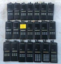 Lot Of 21 Motorola Mts 2000 Flashport Radios Police Surplus Radios Mts2000