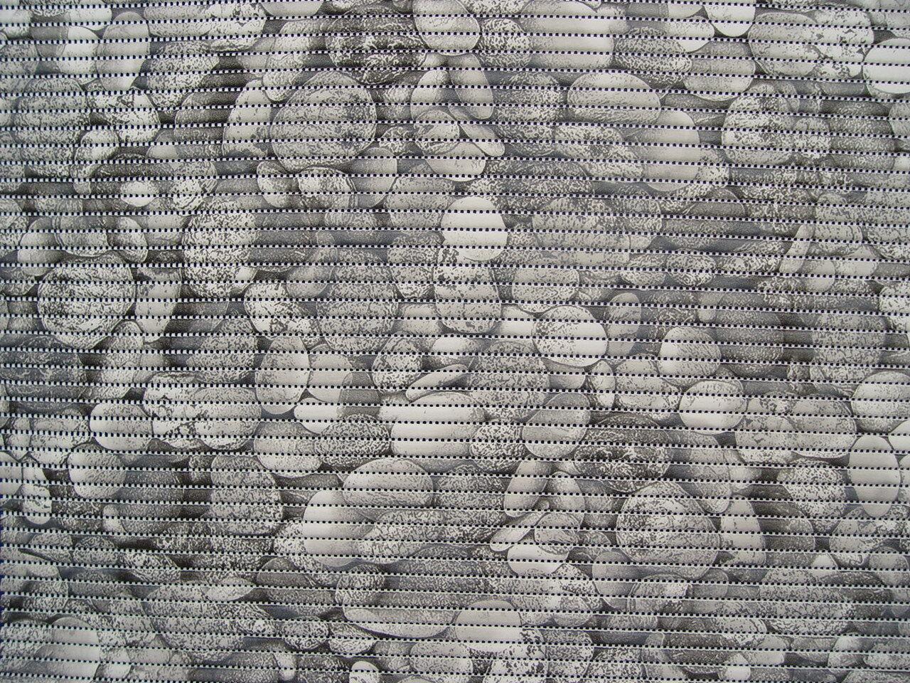 Bodenmatte Meterware Weichschaummatte Bodenbelag Bodenbelag Bodenbelag Universalmatte Kiesel grau af7cc3