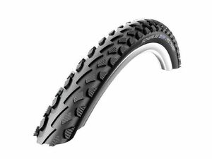 700 x 35c Schwalbe Land Cruiser Puncture Protection KNOBLY Hybrid Bike Tyre Two Tyres