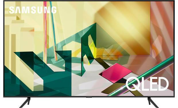 Samsung QN65Q70TA QLED 65 Quantum 4K UHD HDR Smart TV QN65Q70TAFXZA 2020 Model. Available Now for 979.00