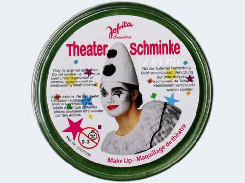 Theater Schminke grün
