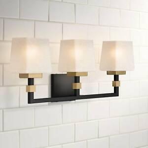 Possini Euro Beauregard 21 3 4 Wide, Possini Bathroom Lighting