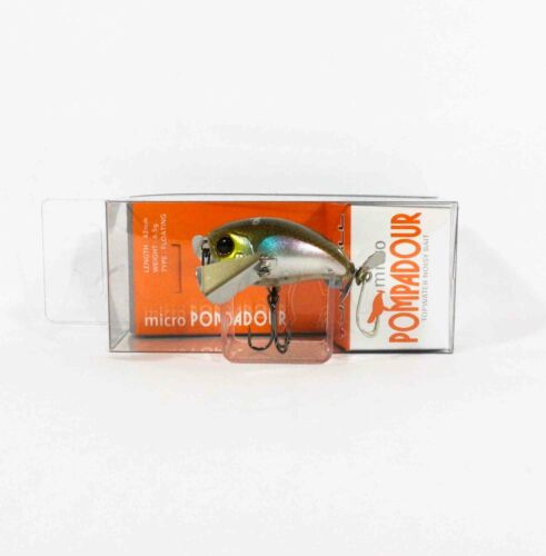 Jackall Pompadour Micro Floating Topwater Lure Chubby Wakasagi 3583