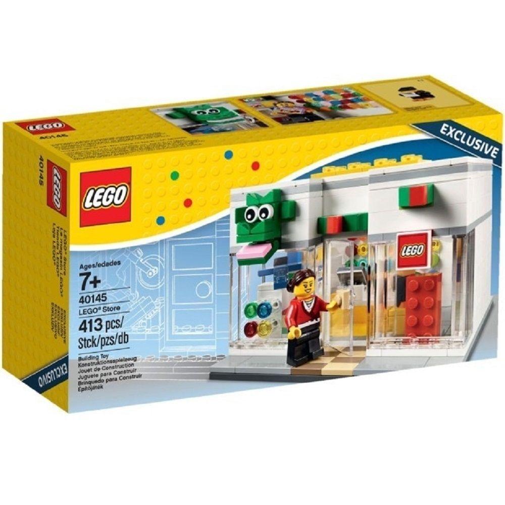 LEGO 40145 LEGO Retail Store Negozio New Nuovo Scatola Originale