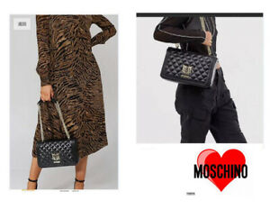 Love-Moschino-black-quilted-chain-large-cross-body-shoulder-bag