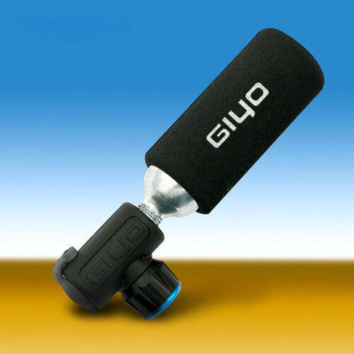 CO2 Pump Valve For Bicycle Schrader Presta Adapter Bike Pump Inflator Tire Tu Jq