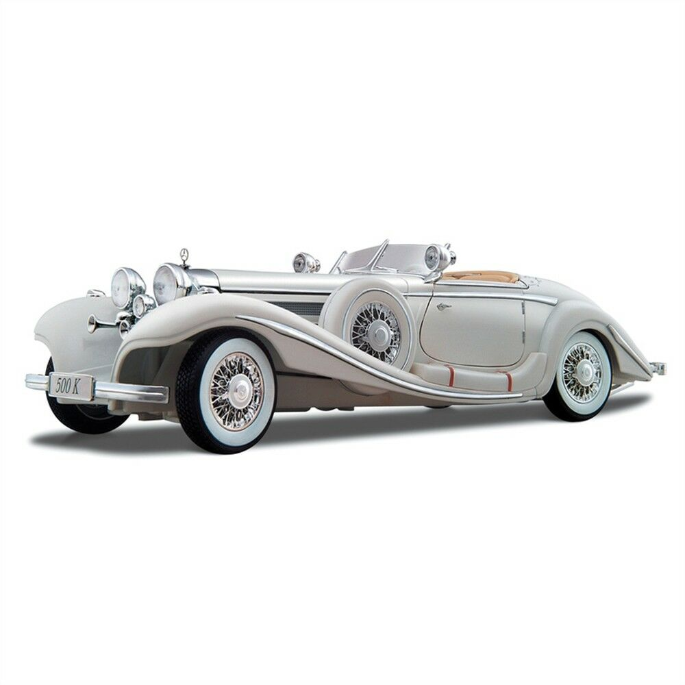 1 18 1936 Mercedes Benz 500k Typ Specialroadster - Premiere Edition Mararadscha