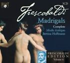 Frescobaldi - Complete Works Vol.6 Modo Antiquo Audio CD