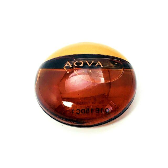 e82ca480b6 Bvlgari AQVA AMARA Pour Homme Eau de Toilette Men's EDT .17 oz Mini Bottle  NEW