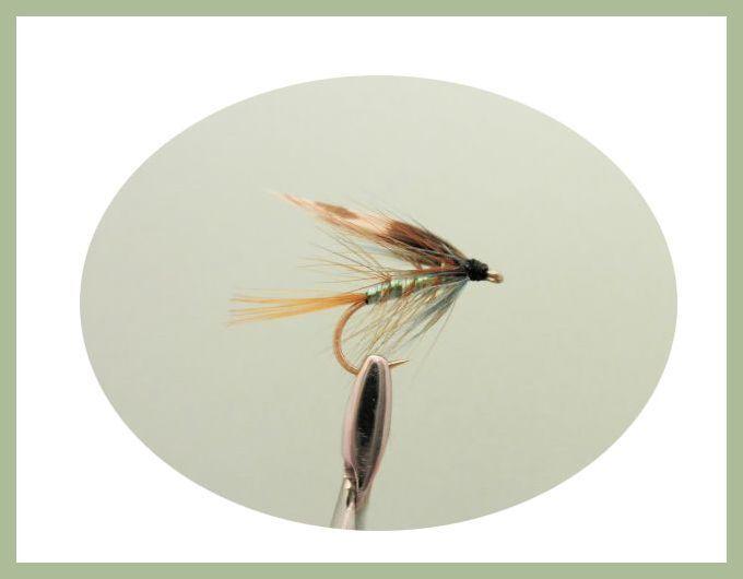 Loch Fishing Flies, 90 Flies in in in a waterproof box, Named Flies, Mixed Größes BOX71 f3103a