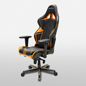 Image is loading DXRACER-Office-Chair-OH-RV131-NO-Gaming-Chair- & DXRACER Office Chair OH/RV131/NO Gaming Chair FNATIC Desk Chair ...