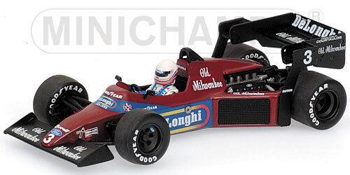 Tyrrell Ford 012 M.Brundle USA GP Detroit 1984 400840003  Minichamps