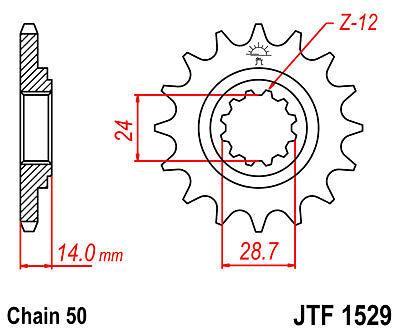 KAWASAKI ZRX1100  NEW STEEL SPROCKET 17//47 /& O-RING CHAIN SET 99-00