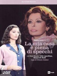 La Mia Casa E' Piena Di Specchi - Loren (DVD - Nuovo) Italiano