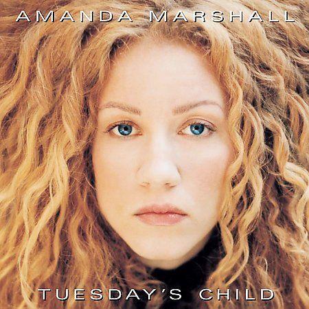 Amanda Marshall - Tuesday's Child (CD, May-1999, Epic) Free Ship #IK22