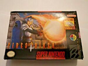 Fire-Striker-SNES-Super-Nintendo-NTSC-complet-RARE-lire-ci-dessous