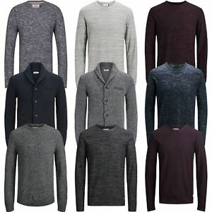 Jack-amp-Jones-Jumpers-Sweaters-Cardigans-Assorted-S-XXL