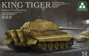 Takom King Tiger Production initiale 1:35 2096