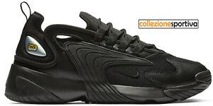 2nike nere scarpe uomo