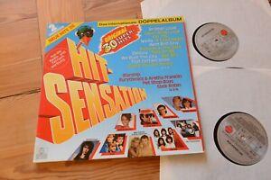 HIT-SENSATION-039-86-Pet-Shop-Boys-Starship-Eurythmics-Modern-Talking-etc-2-LP