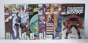 Thunderstrike-Marvel-1-2-3-4-5-6-7-8-Comic-Run-1993