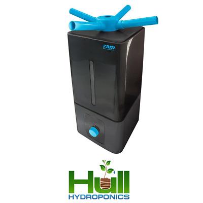 Hydroponics Ram Ultrasonic Humidifier 13 Litre Simple Control Directional Mist 9145335548610   eBay