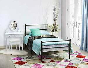 stylish 3ft single metal bed frame sturdy bedsted - Sturdy Bed Frames
