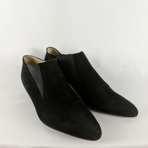 Women's Black Kurt Geiger Booties Shoes Size 6.5 L