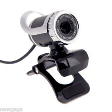 50 Megapixel HD Webcam Web Cam Camera MIC for Computer PC Laptop Desktop New US