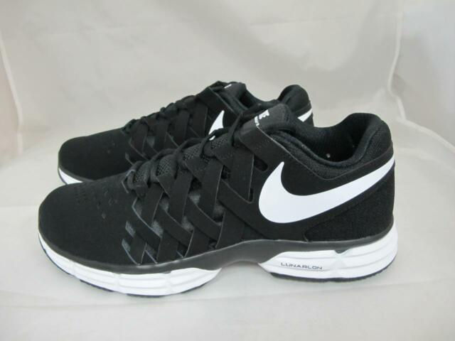 6b787dfbc5 ... Running Shoes Training; NEW MEN S NIKE LUNAR FINGERTRAP TR 898065-001  (4E WIDE) ...