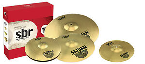 SABIAN-SBR-5003-Performance-SET-4-PIATTI-PER-BATTERIA