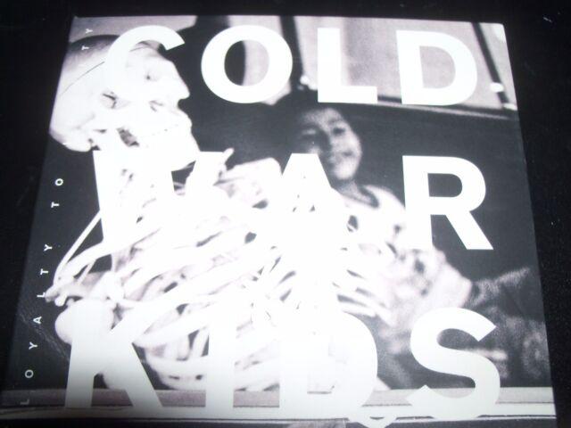 Cold War Kids Loyalty to Loyalty (Shock Australia) CD DVD Digipak – Like New