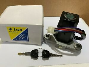 NOS Yamaha RSX100 1983-1996 Ignition Switch 738310 6 Wire