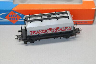 Roco H0 4327 Getreidewagen Transcereales STIV DB OVP KV7797