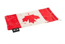 Oakley Canada Flag Microbag Microclear Cleaning / Storage Bag