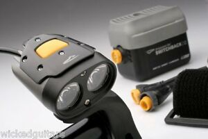 PRINCETON-TEC-Switchback-2-LED-Bicycle-Light-Systems-Road-Mountain-NEW-Rare
